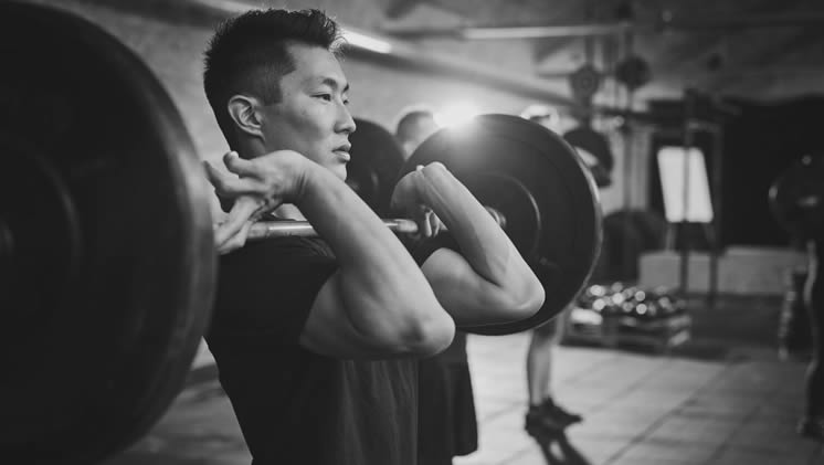 cross training fitness passion